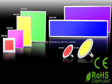 Led Garage Light by Rgb Led Lamps Remotely Dimmable Smd Led 5050 Square Panel