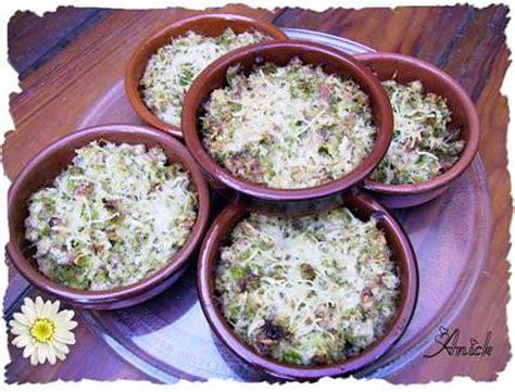 recette chou romanesco pates recette de cassolettes de chou romanesco au poulet