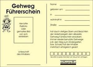 Führerschein Zum Selber Machen : albarello ~ Buech-reservation.com Haus und Dekorationen