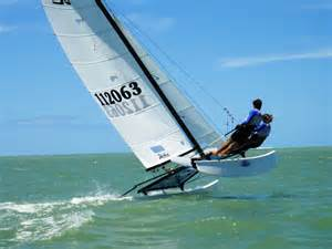 hobie cat classic and patterns on
