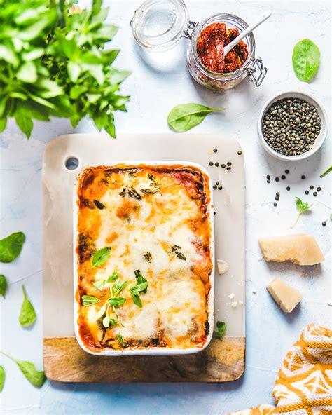 lasagnes v 233 g 233 tariennes cuisine moi un mouton