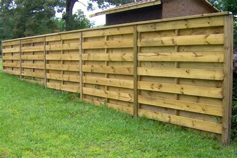Best 25+ Shadow Box Fence Ideas On Pinterest