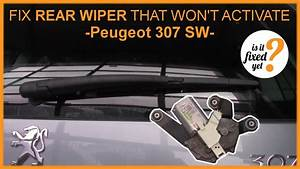 How To Fix Rear Wiper That Won U0026 39 T Activate