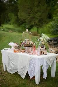 5 days of vintage garden wedding decorations