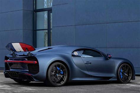 The limited edition bugatti pays tribute to its french roots. Bugatti Chiron Sport '110 ans Bugatti' edition revealed | Autocar