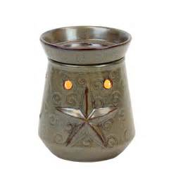 electric candle warmer melter wax tart melter brown