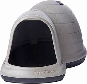 plastic dog houses for large dogs uk webnuggetzcom With plastic dog kennels igloo