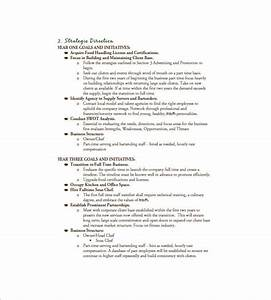 business marketing plan template 12 free word excel With corporate marketing plan template
