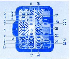 Bmw Touring 1978 Fuse Box  Block Circuit Breaker Diagram