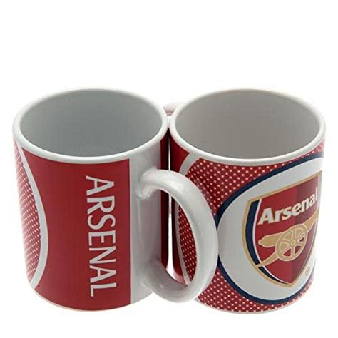 cool gifts for football fans gift ideas official arsenal fc mug a great present for