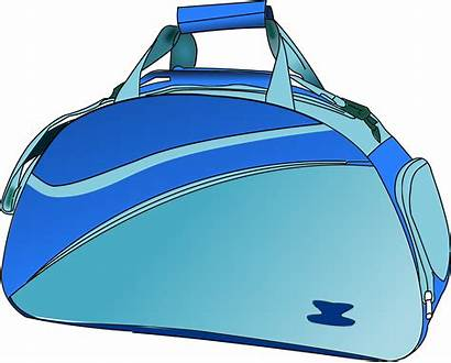 Clipart Travel Bags Bag Cliparts Clip Luggage