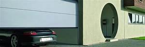Porte De Garage Sectionnelle Latérale : porte de garage sectionnelle laterale electrique cestas ~ Melissatoandfro.com Idées de Décoration