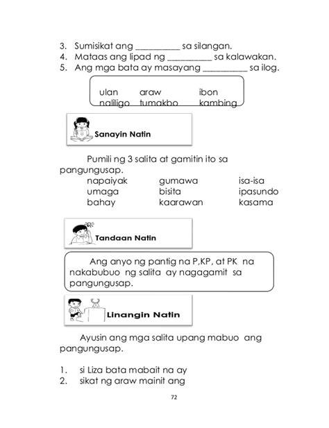 filipino yunit iv