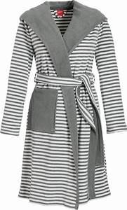 Bademantel Damen Flauschig : unisex bademantel esprit striped hoodie mit streifen online kaufen otto ~ Orissabook.com Haus und Dekorationen