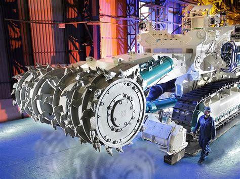 nautilus seafloor mining equipment inches closer  production