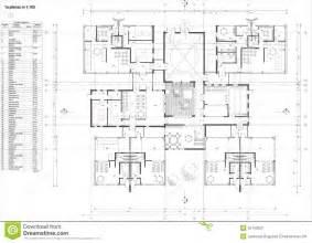 design plans floor plan of the kindergarten stock photo image 35140920