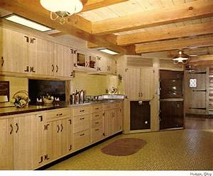 Wood-Mode kitchens from 1961 - Slide show of 15 photos