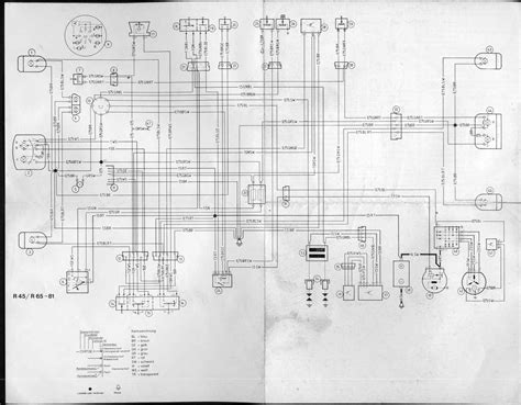motorcycle wiring diagram bmw r850r bmw auto wiring diagram
