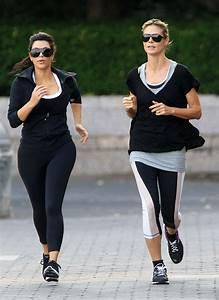 June 26: Jogging with Kim Kardashian in Battery Park ...