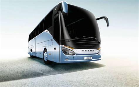 setra  series luxury coach hd