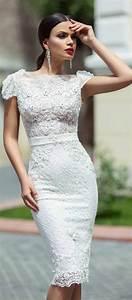 robe de mariage civil en 60 images tendances 2016 2017 With robe tendance 2016