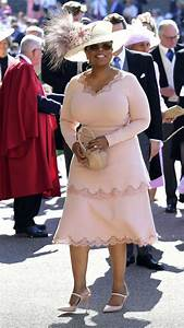 oprah almost had a fashion faux pas at the royal wedding With oprah winfrey wedding dress