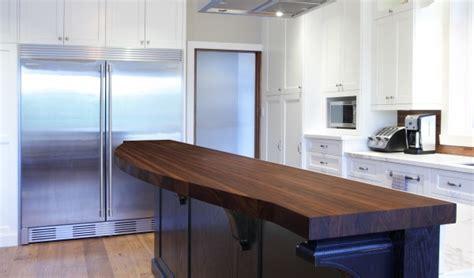comptoir bois cuisine fabriquer un comptoir de cuisine en bois comptoirs conception du0027une cuisine fabriquer