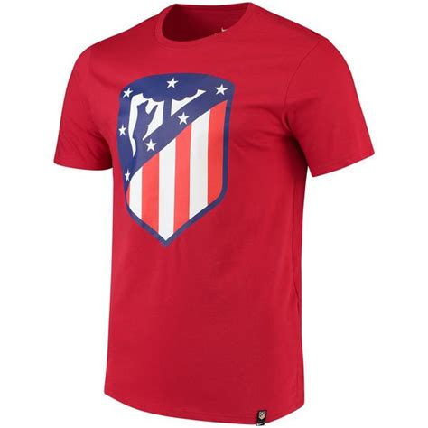 Established in 1903, the seasons from the beginning of the la liga in 1928 to the most recent completed season are. Atletico de Madrid Nike Team Crest Performance T-Shirt ...