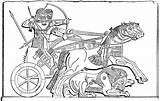 Assyrian Sculpture Clipart Assyrians Carriage Etc Lion Tiff Usf Sculp Assyr Edu Medium Resolution sketch template