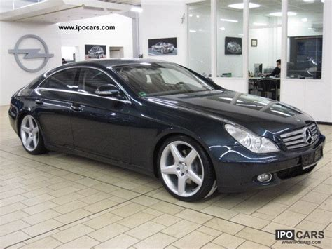 mercedes benz cls   comand leather xenon