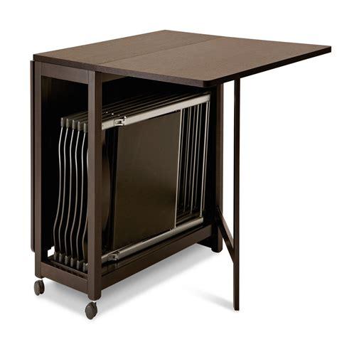 fold  table  apartment  furniture ideas