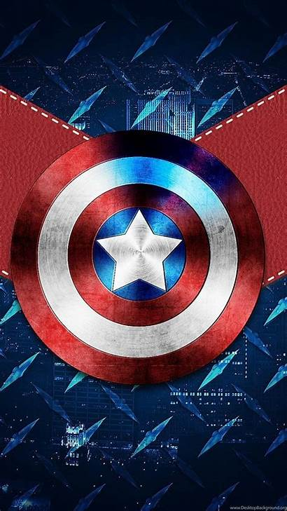 Captain Shield America Marvel Avengers Wallpapers Comics