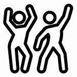 Party Icon Dancing Games Icons Ios Comedy