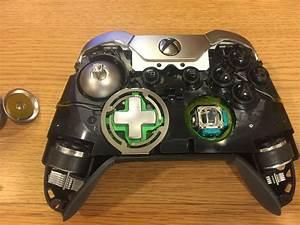 Tech Xbox One Elite Controller Loose Stick Fix Xboxone