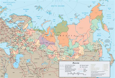 map russia travel europe