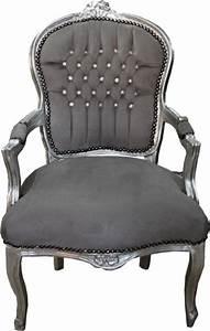 Chaise Style Baroque : chaise salon baroque ~ Teatrodelosmanantiales.com Idées de Décoration
