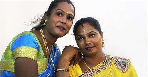 Hijra India Third Gender- Sari Cultural Meaning
