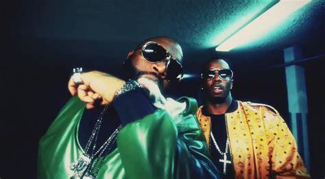 Rick Ross & Diddy (bugatti Boyz)