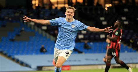 Manchester City beat Bournemouth in the Carabao Cup third ...