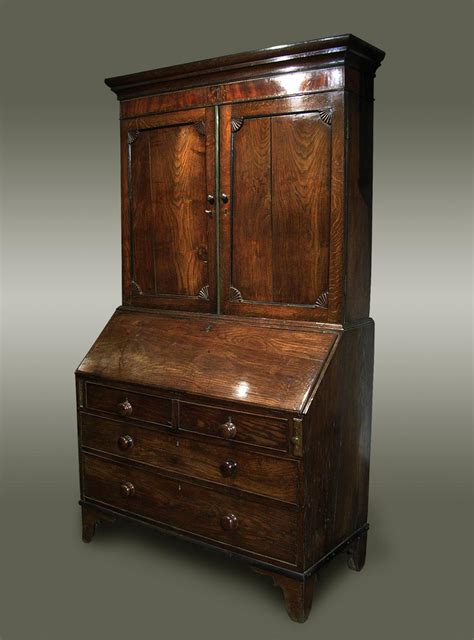 vintage bureau antique bureau bookcase best home design 2018
