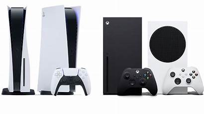 Console Gaming Xbox Series Apple Playstation Versus