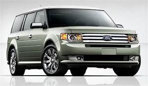 Ford Flex 2009-2011 Service Repair Manual