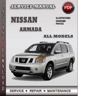 download car manuals 2009 nissan armada electronic throttle control nissan armada service repair manual download info service manuals