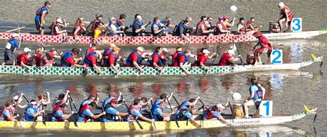 Dragon Boat Racing Team by Summer Join The Jetaany Dragonboat Team
