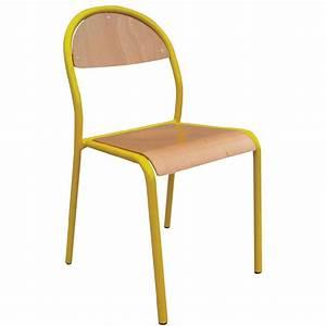 Chaise D école : chaise cole chaise scolaire chaise salle de classe ~ Teatrodelosmanantiales.com Idées de Décoration