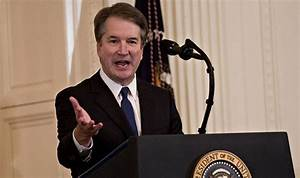 Donald Trump: Judge Brett Kavanaugh is nominated to ...