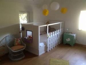 Ikea Kinderzimmer Ideen : kura bett gepimpt ikea hack love it kinderzimmer ~ Michelbontemps.com Haus und Dekorationen