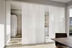 Panneaux Gardinen Modern : c mo hacer cortinas japonesas para vestir salones y habitaciones venta cortinas ~ Markanthonyermac.com Haus und Dekorationen