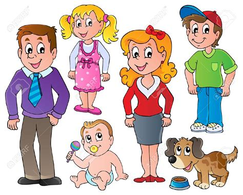 Free Cartoon Family Cliparts, Download Free Clip Art, Free