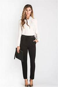 Casual Looks Outfits For Business Women Ideas 9 - Nona Gaya
